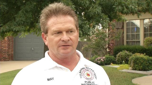 Threats Force Tulsa Firefighters To Use Police Backup