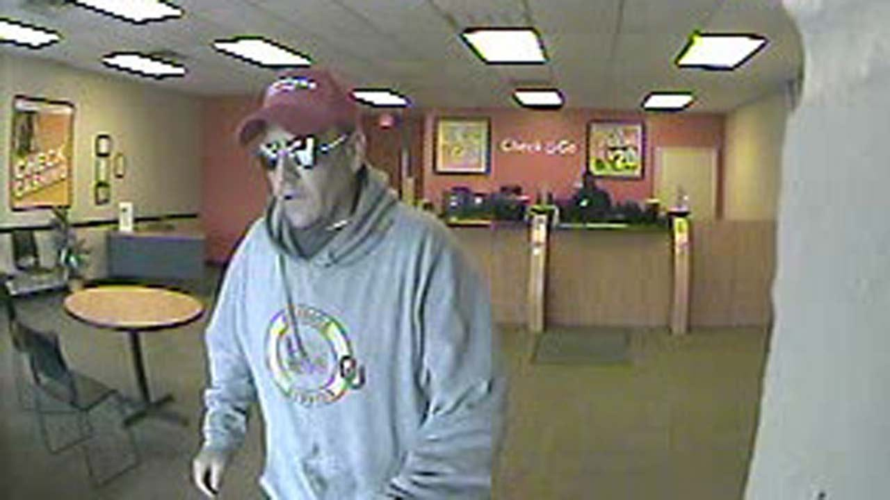 Tulsa Detectives Trying To Identify Robber