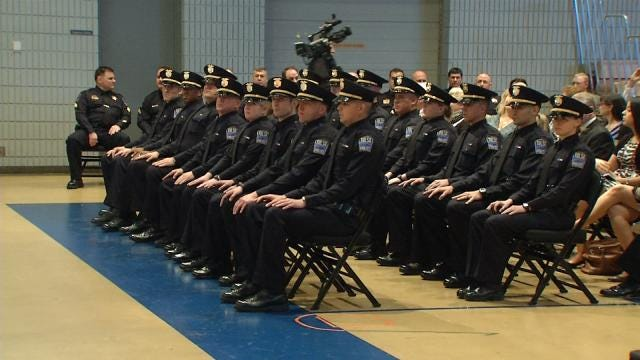 Tulsa Police Changing Strategy To Gain Recruits