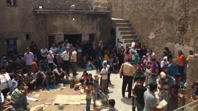 Local Mission Stepping Up To Help Middle Eastern Refugees