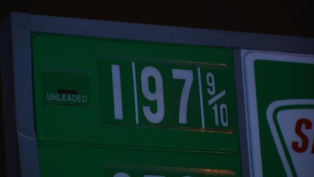 Tulsa Gas Prices Fall Below $2