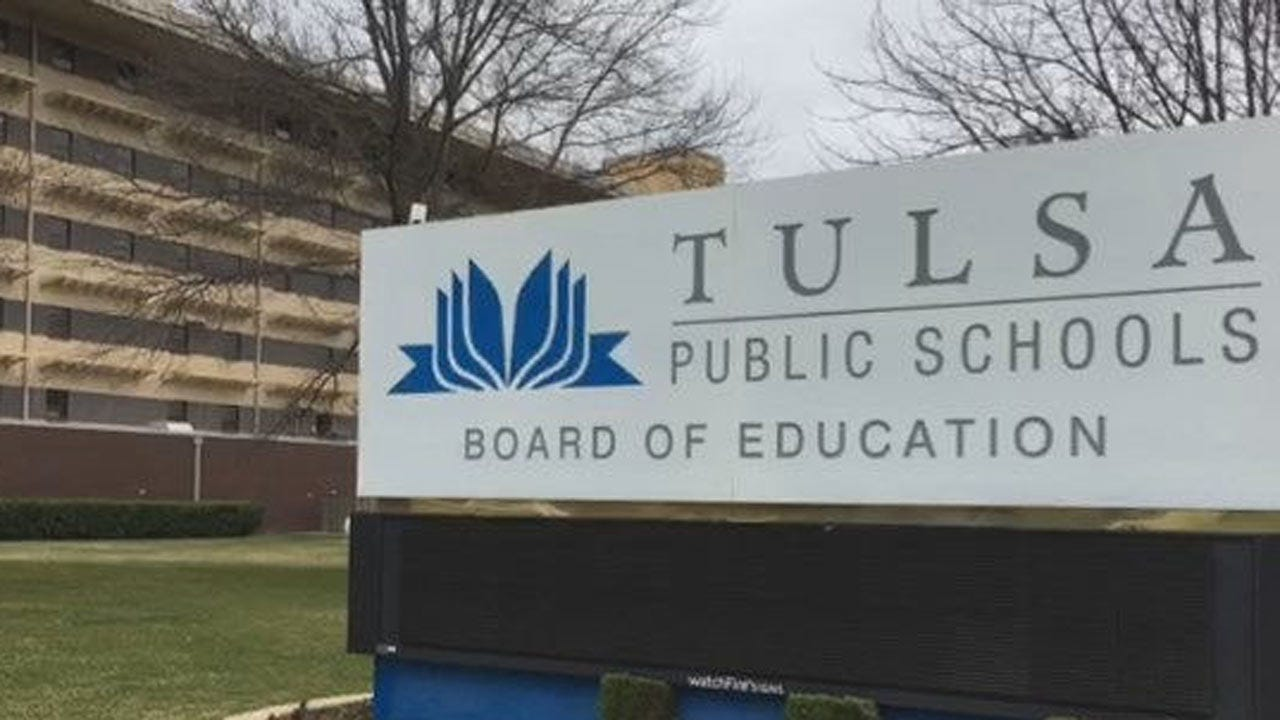 Layoffs Underway At Tulsa Public Schools