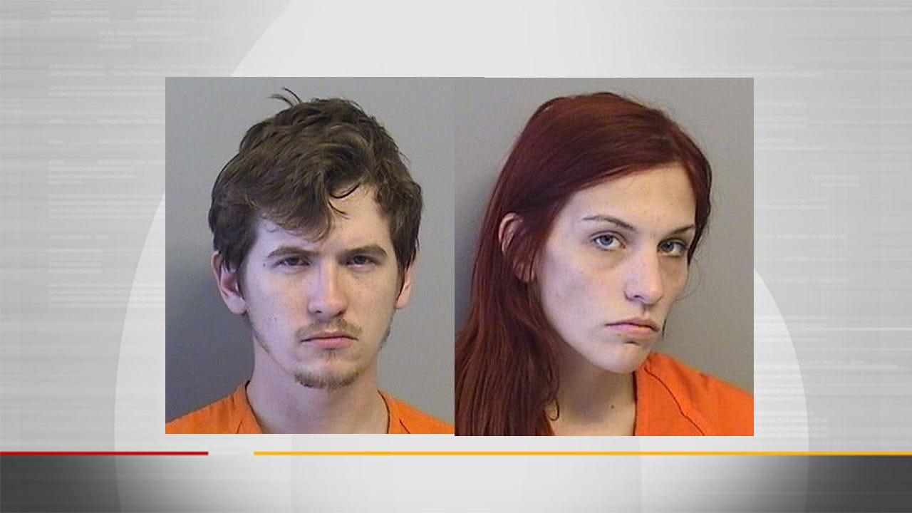 Parents Arrested After Naked Child Found Outside Tulsa Home