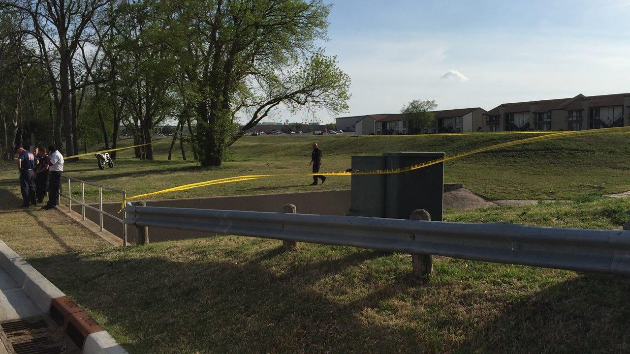 Police Identify Man's Body Found In Tulsa Drainage Ditch