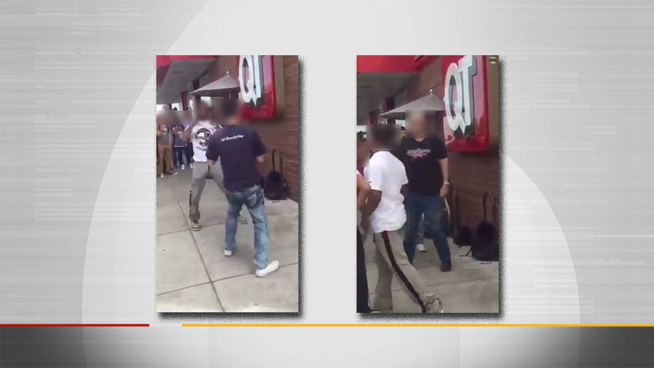 Fight Video Leads To Loitering Crackdown At Owasso QuikTrip