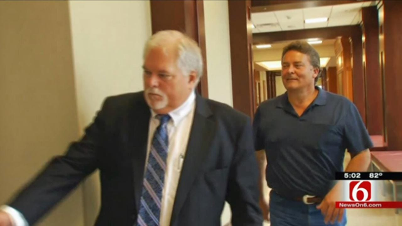 Rogers County Commissioners Deny Back Pay For Suspended Mike Helm