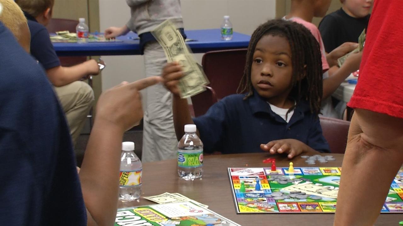 Seriously Saving You Money: BOK Doing Children's Financial Outreach