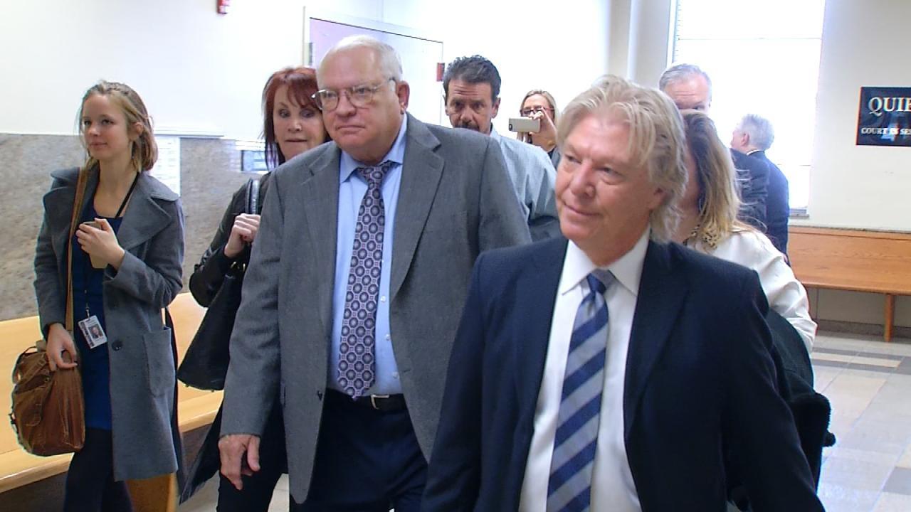 Tulsa County Prosecutor Seeks Delay In Bob Bates Trial