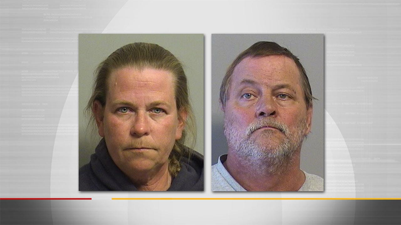 Tulsa Couple Charged With Child Sexual Abuse