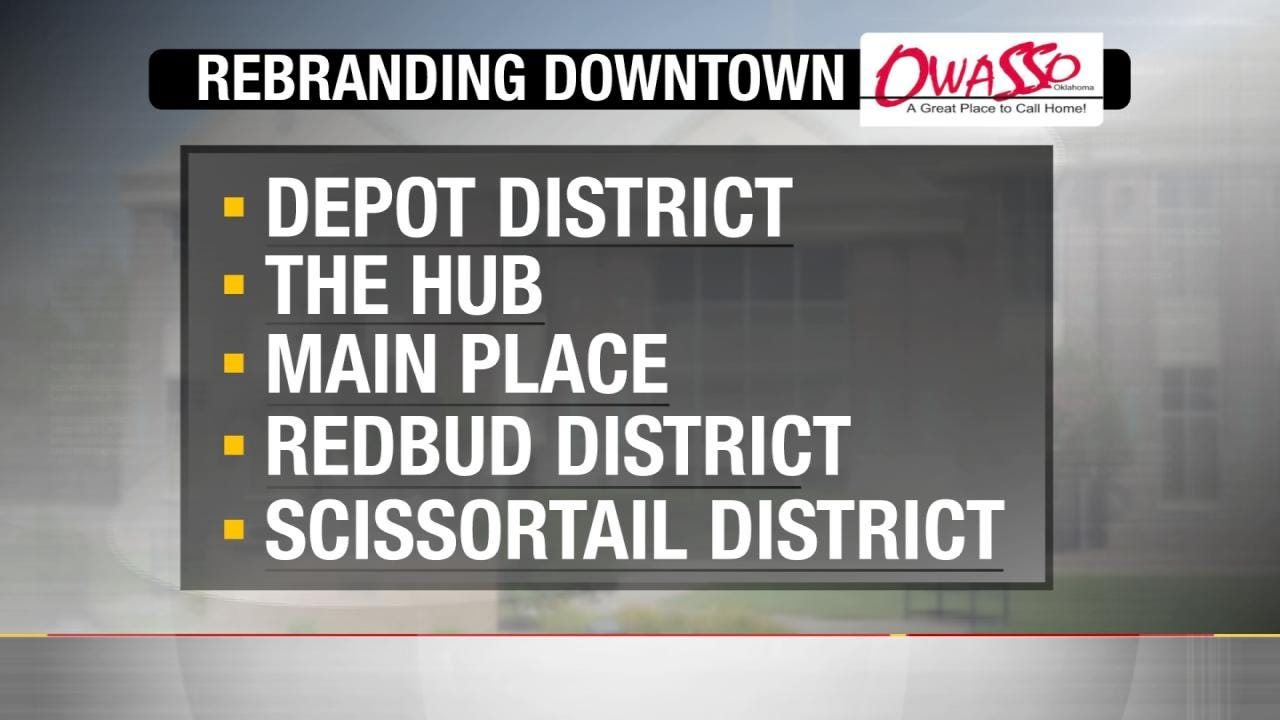 Owasso Branding Committee Asks Community To Help Choose Name For Downtown