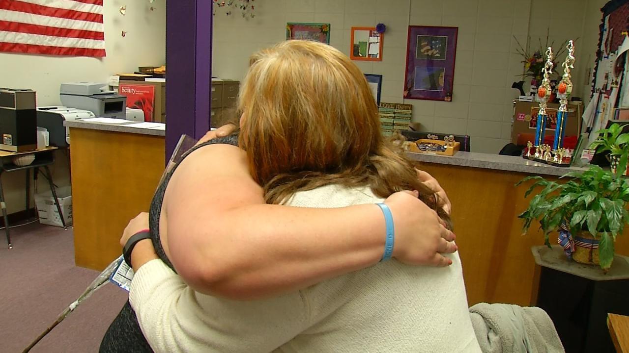 Mannford Bus Driver Saves Kindergartener's Life