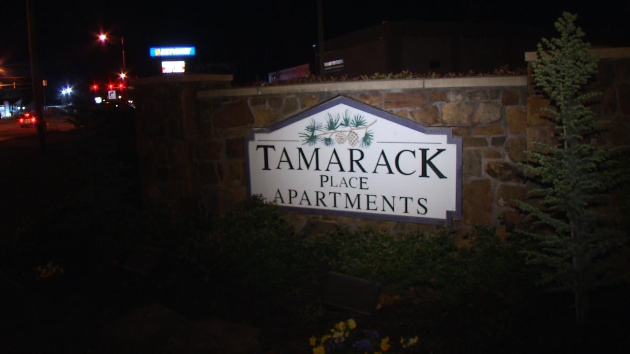 Shooter Fires Through Tulsa Apartment Window, Hits Man