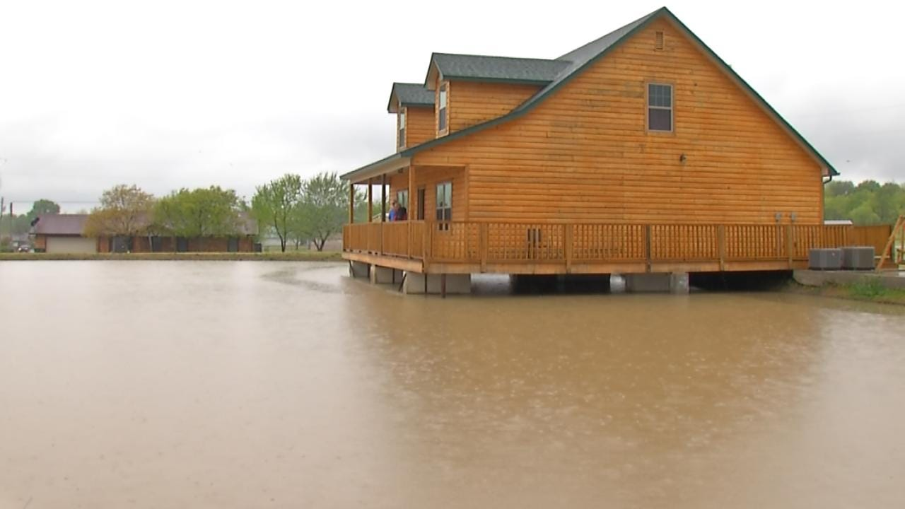 Skiatook Man Puts Dream House, Fishing Paradise Up For Sale