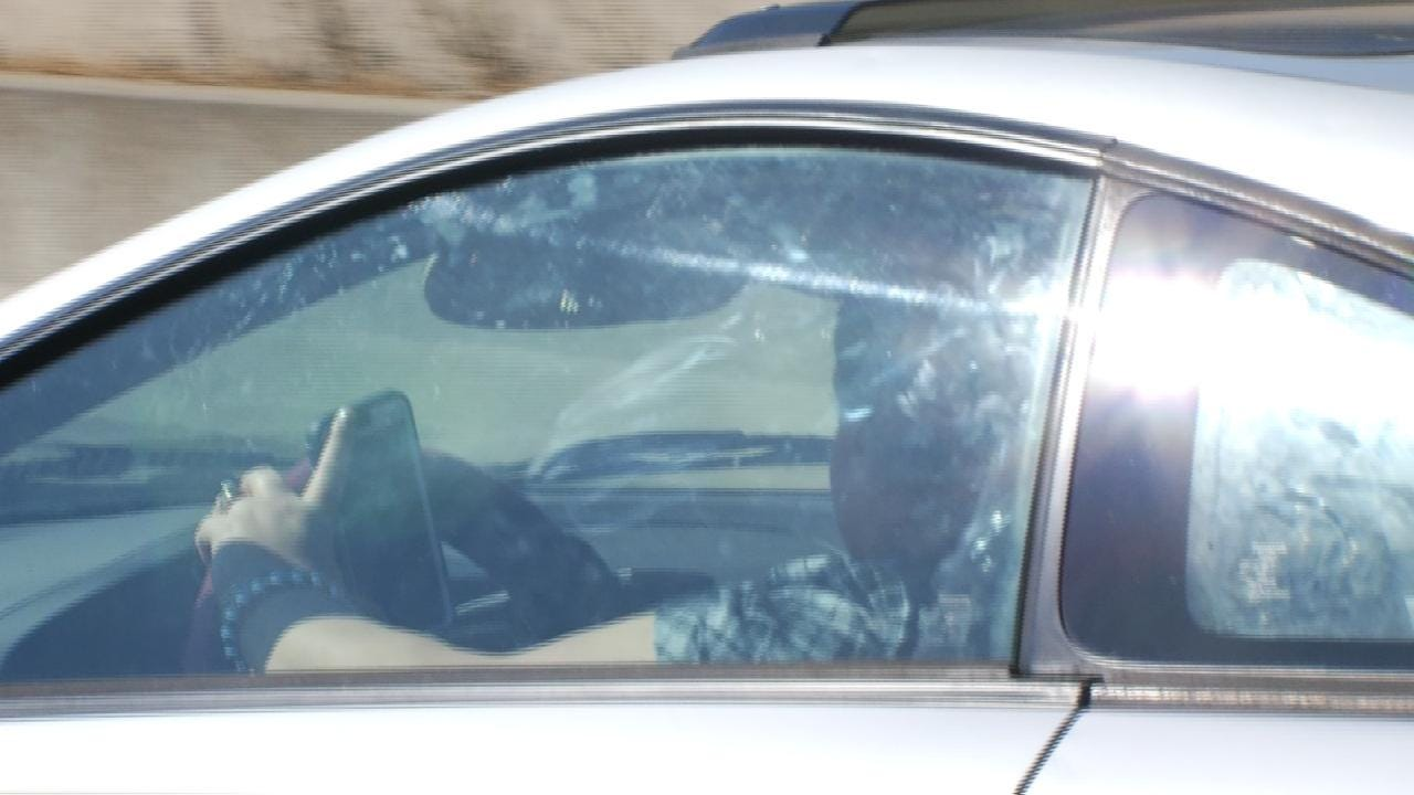 OHP: Texting While Driving Still A Problem Despite New Law