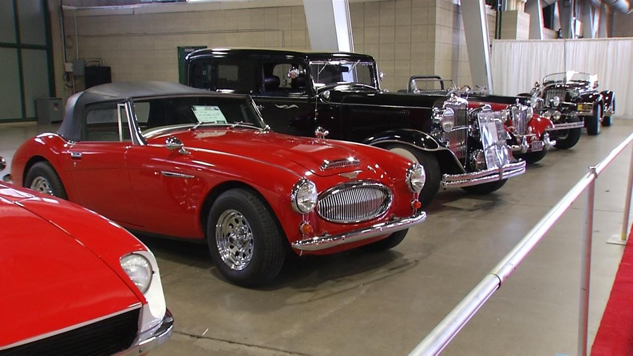 River Spirit Expo Gearing Up For Tulsa Auto Show