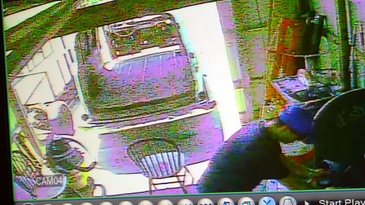 Tulsa Man Catches Thief On Camera, He Says