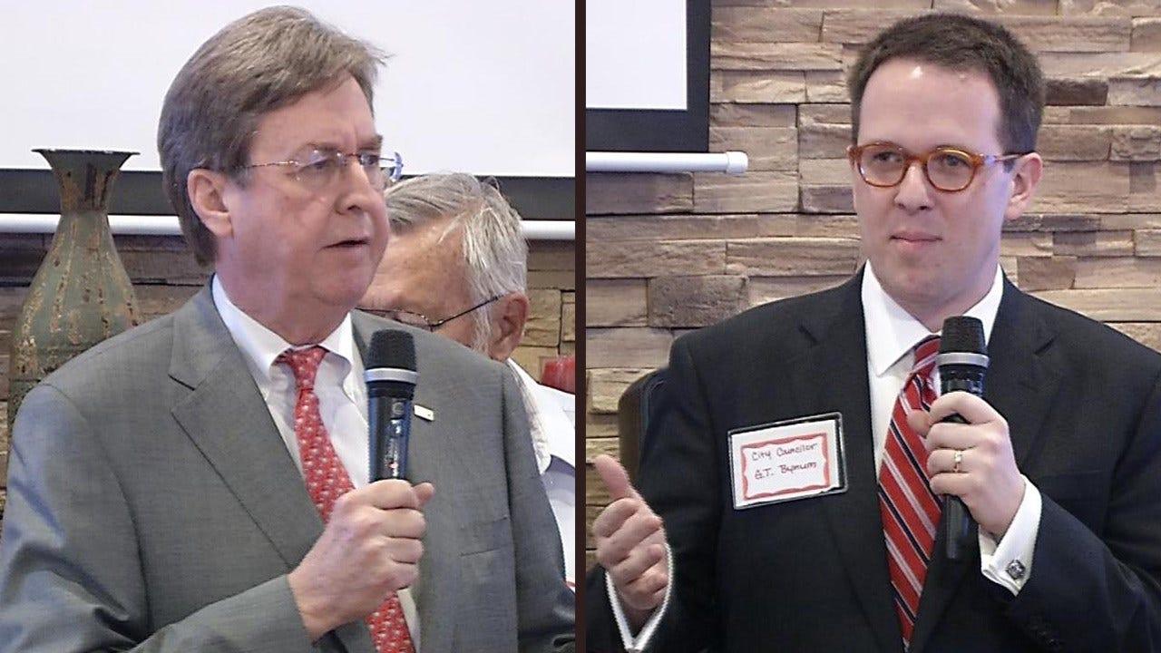 Tulsa Mayor Draws Line - On Facebook