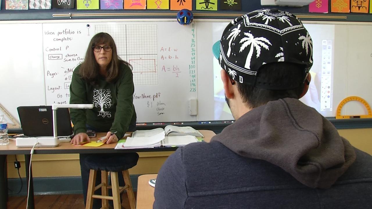 Homework Debate II: Tulsa Teacher Experiments With 'No Homework Contract'