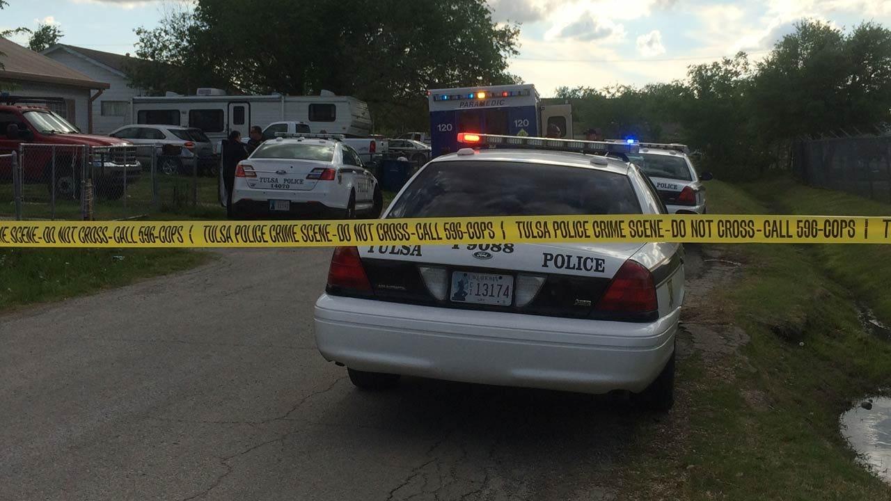 Tulsa Man Shot Dead By Son, Police Say