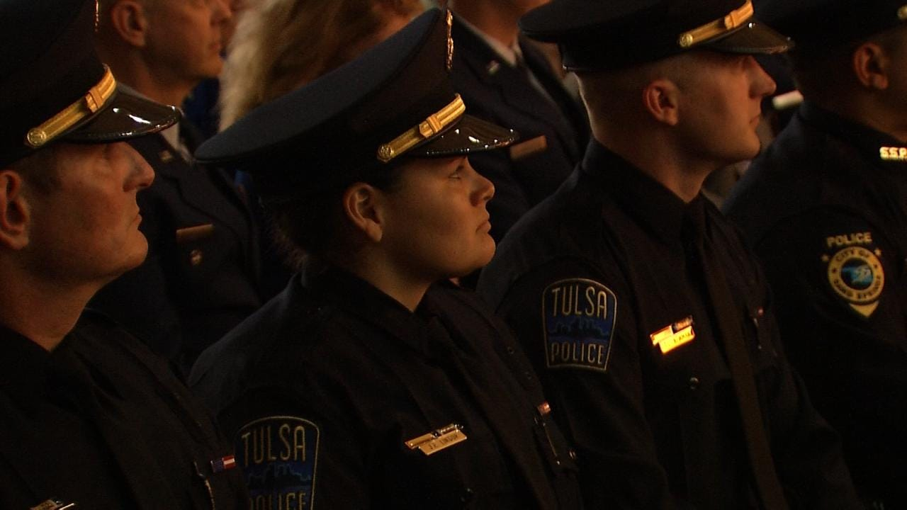 Tulsa's Police Academy Gearing Up For More Recruits