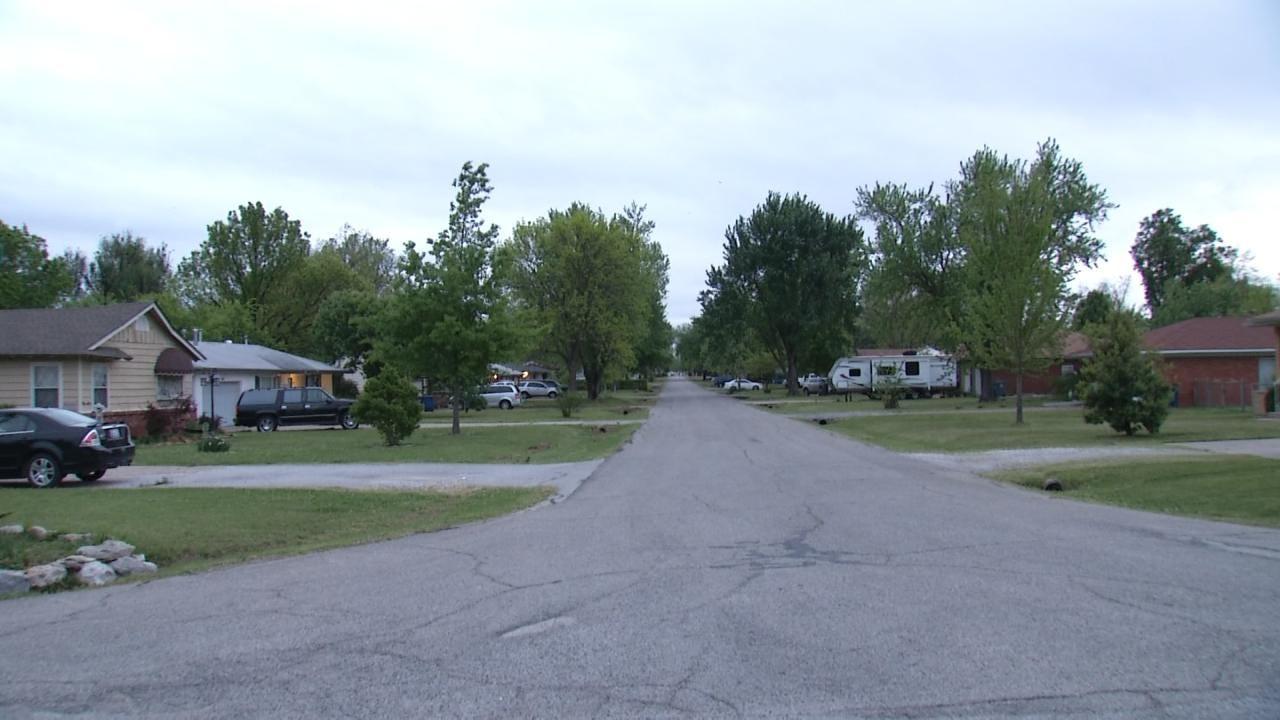 Police: Shots Fired During Tulsa Car Burglary Attempt