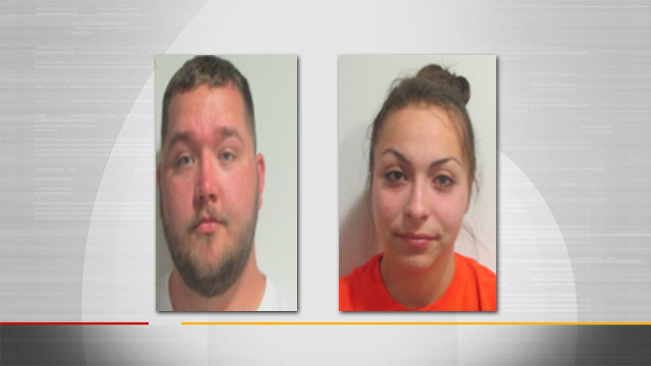 Sallisaw Father, Stepmom Charged With Child Abuse Of Three-Year-Old