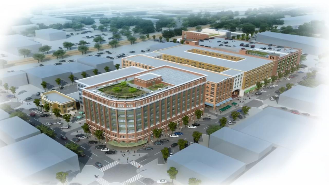 Tulsa Mayor's Office Signs Off On East Village Development