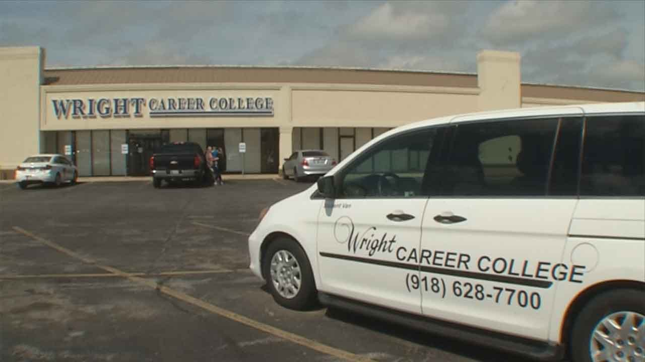 Wright Career College Files For Bankruptcy, Closes Tulsa Campus