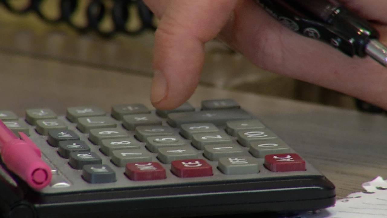 Tax Deadline Is Monday; IRS Says Fewer People Have Filed So Far