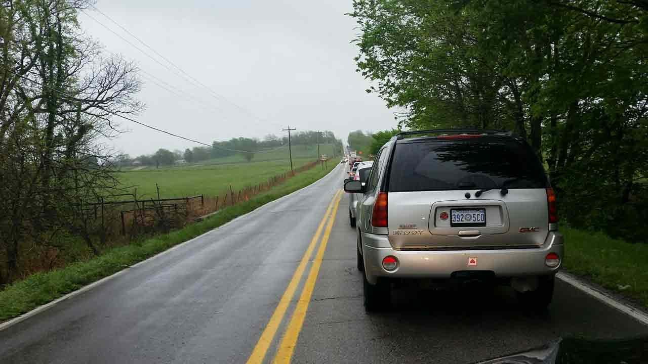 Man Hurt In Highway 20 Wreck West Of Claremore
