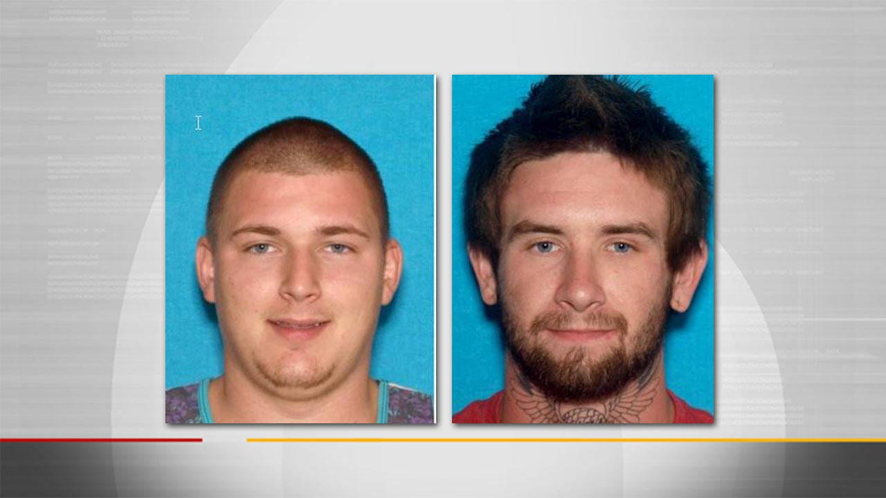 Sheriff: 2 Oklahomans In Burning Truck Targeted For Pot
