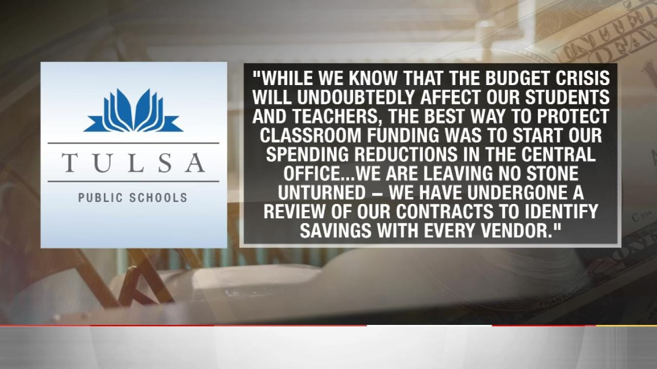 Some TPS Educators Oppose Support Staff Cuts To Offset Budget Crisis