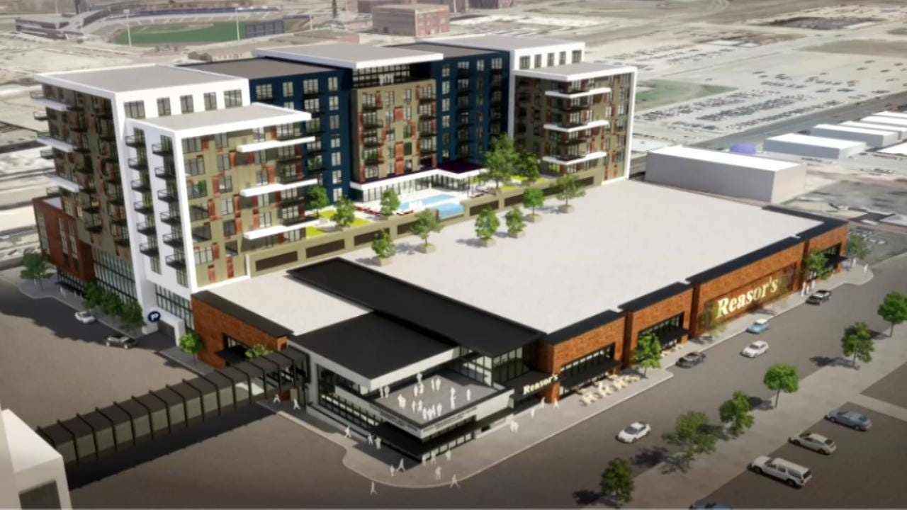 Tulsa PAC Trust Takes Step In Developing Downtown Parking Lot