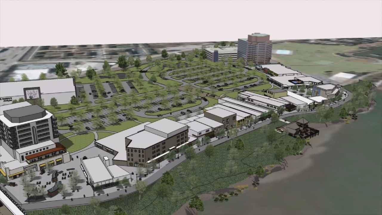 City Leaders Turn Focus To Arkansas River Development