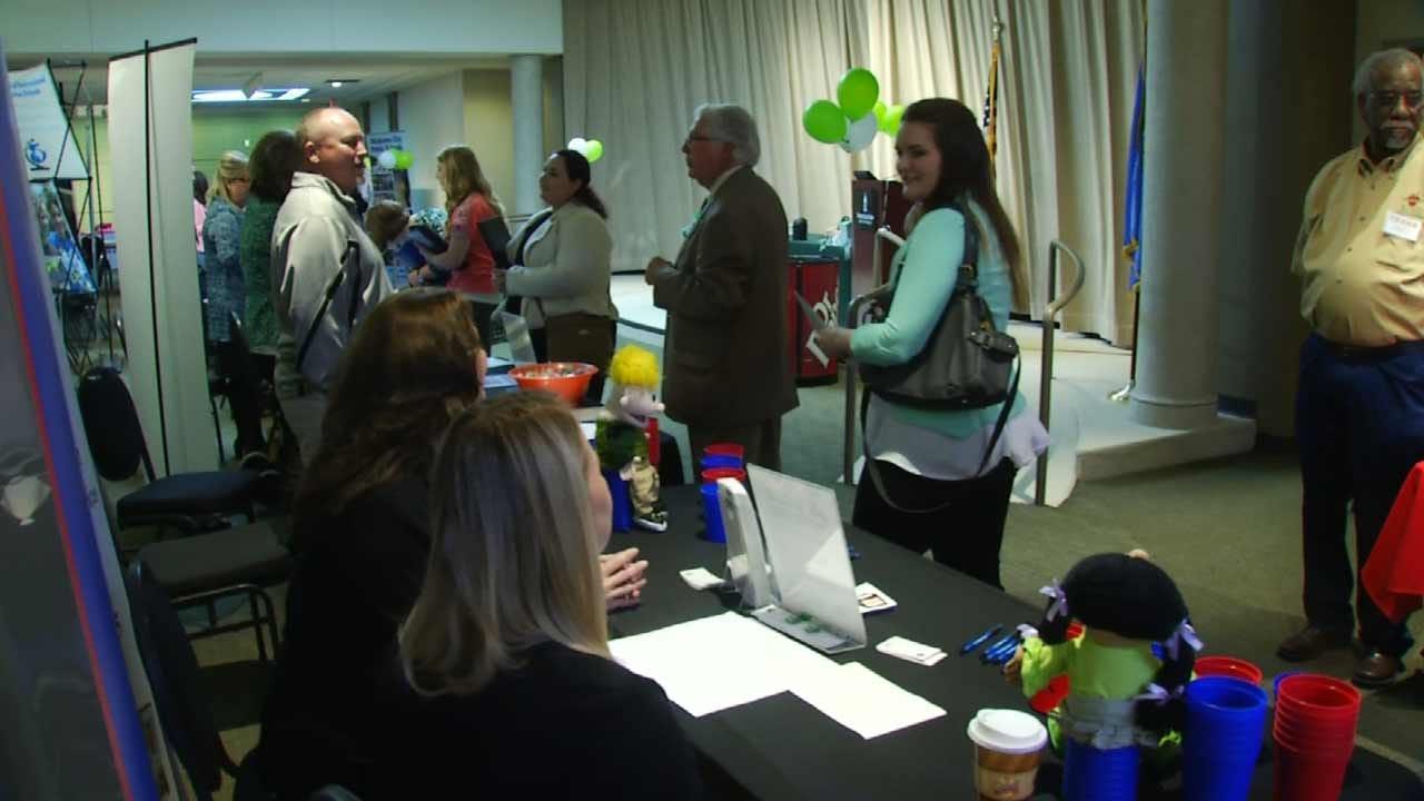 NSU Teacher Job Fair Feels Impact Of Education Budget Cuts