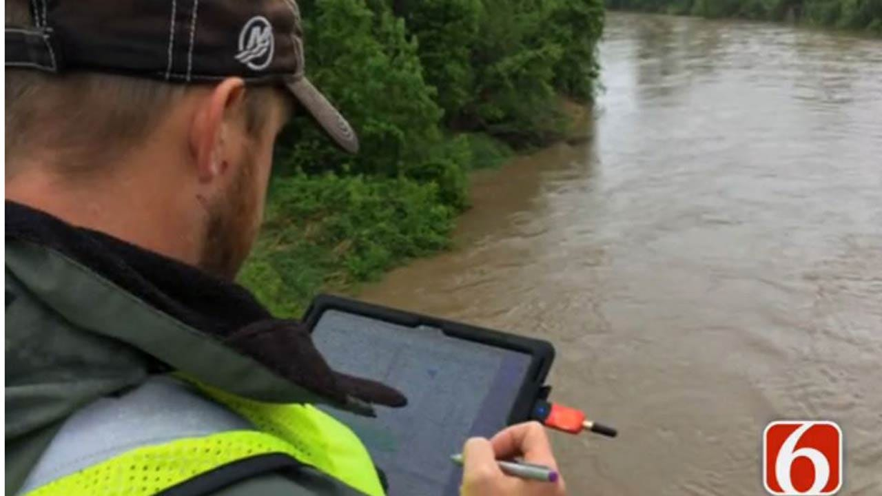 Oklahoma USGS Uses 'Profiler' To Measure River Flow