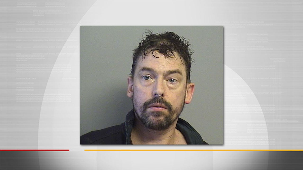 TPD: Man Takes Police Car For Joyride, Passes Out Inside