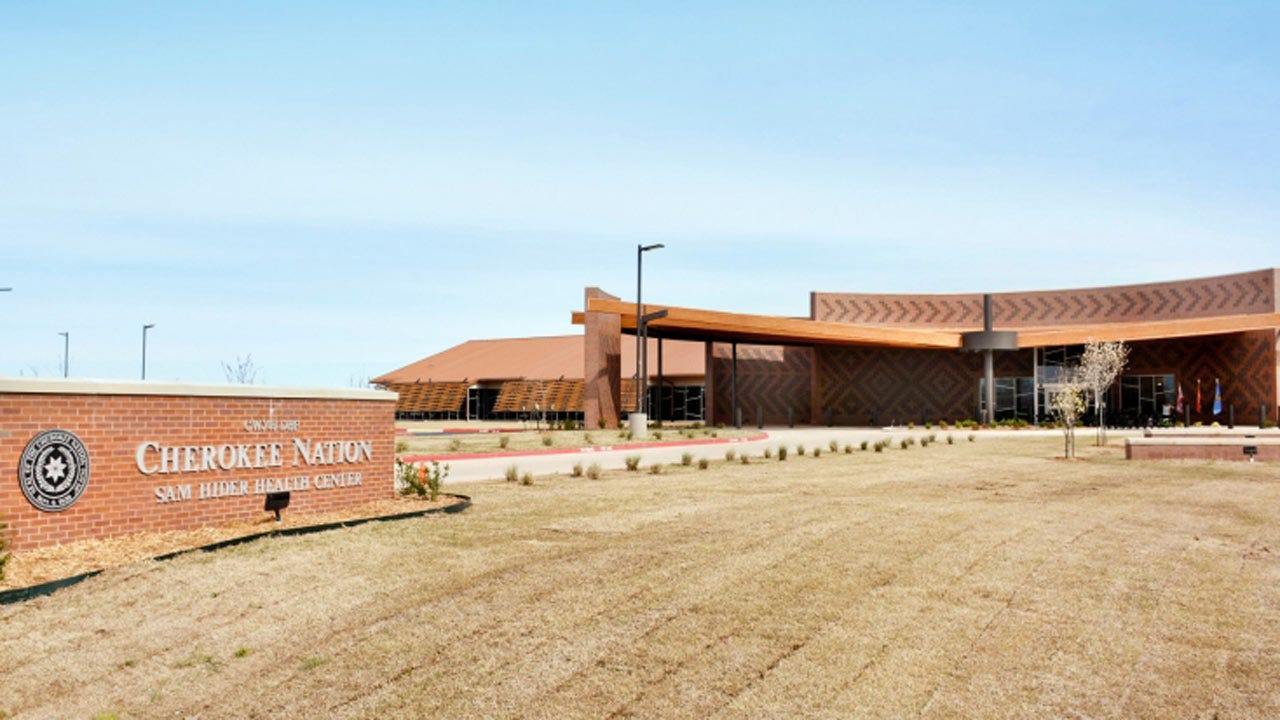 Cherokee Nation Opens New Health Center In Jay