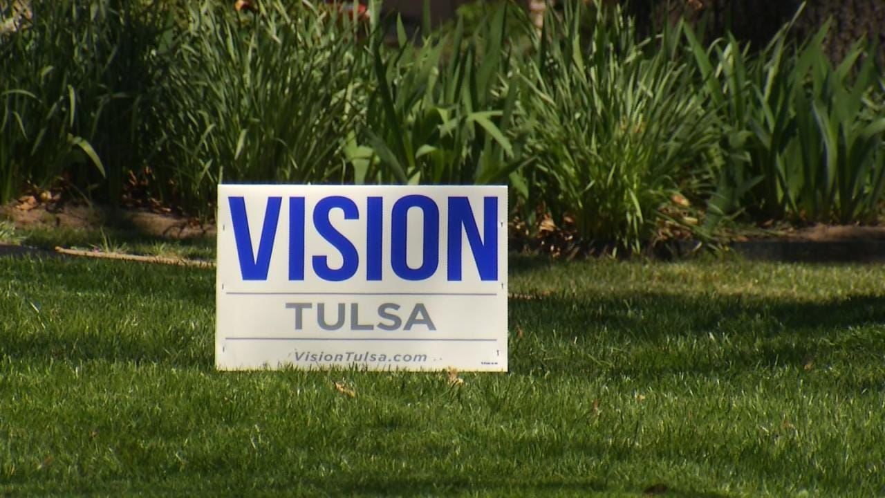 Councilor Makes Final Push For Tuesday's Vision Tulsa Vote