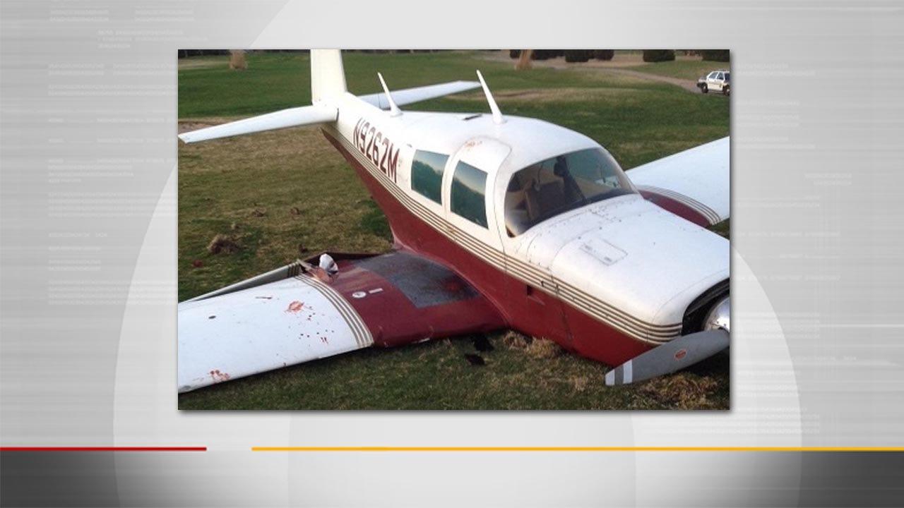 Empty Fuel Tank Likely Cause Of Wichita Plane Crash