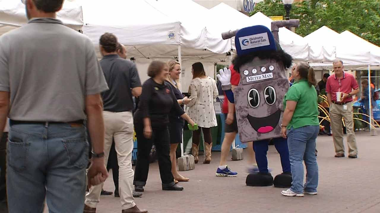 Dozens Learn About Environment At Tulsa's Enviro Expo Day