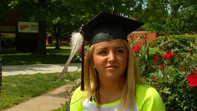 Eagle Feather Ban At Caney Valley Graduation Leads To Lawsuit