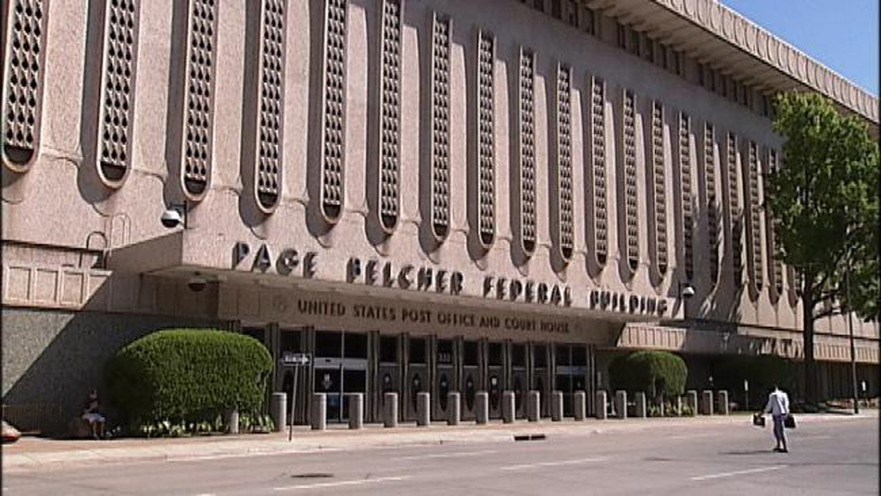Former Tulsa Office Manager Admits To Embezzling Almost $900,000