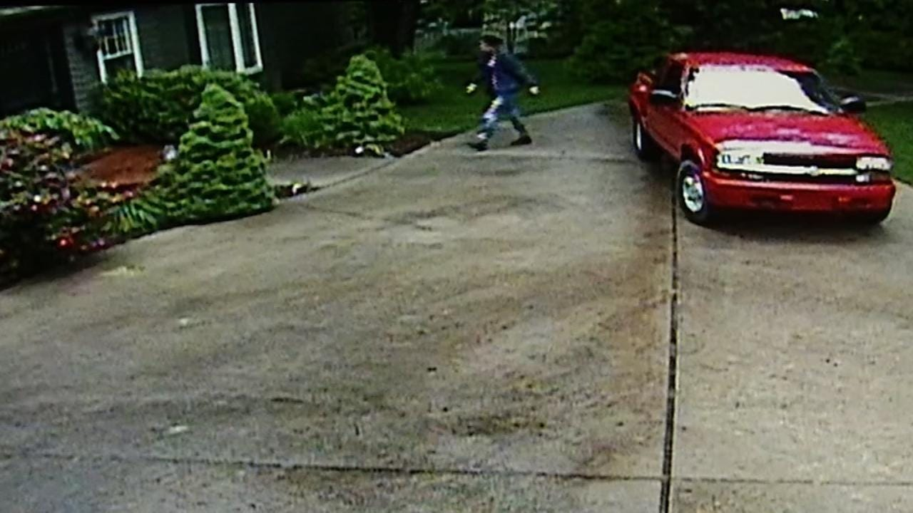 Possible Serial 'Porch Pirate' Strikes Midtown Neighborhood