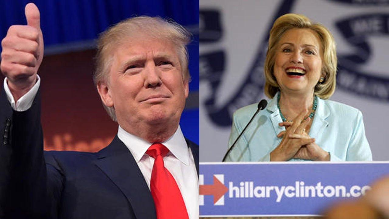 Trump, Clinton Win New York Presidential Primary