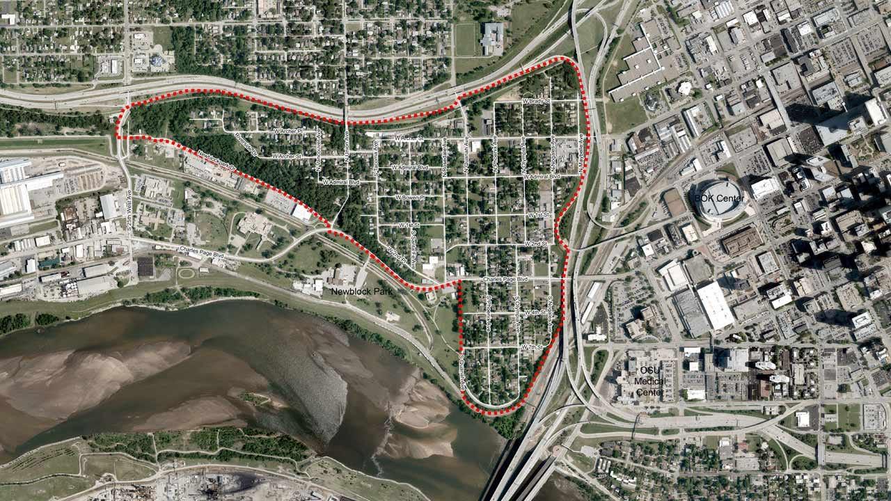 Tulsa Has 'Big Ideas' For Crosbie Heights; Wants Feedback