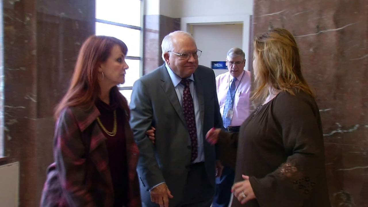 Bates Jury Selected From Pool Of 65 Tulsa County Citizens