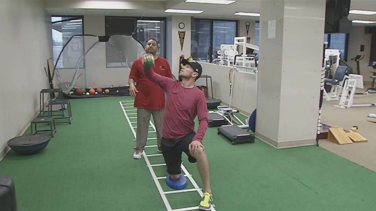 Former ORU Pitcher Takes Next Step In Return To Big Leagues