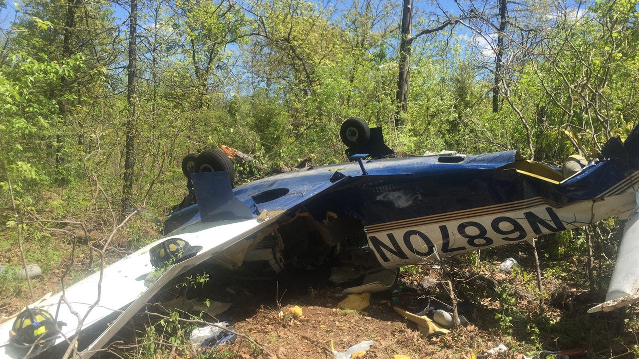 OHP: Small Airplane Crashes Near Pogue Airport In Osage County