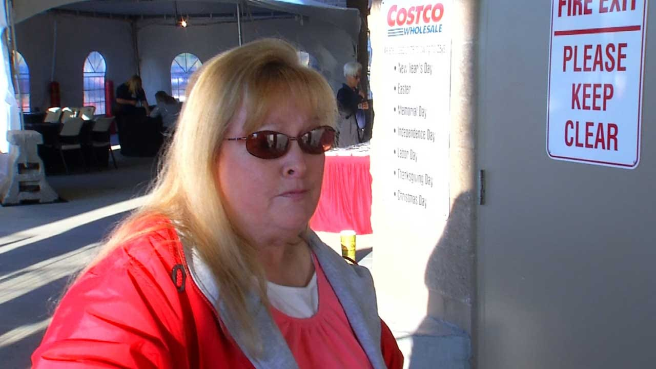 Oklahoma's First Costco Store Opens In Tulsa